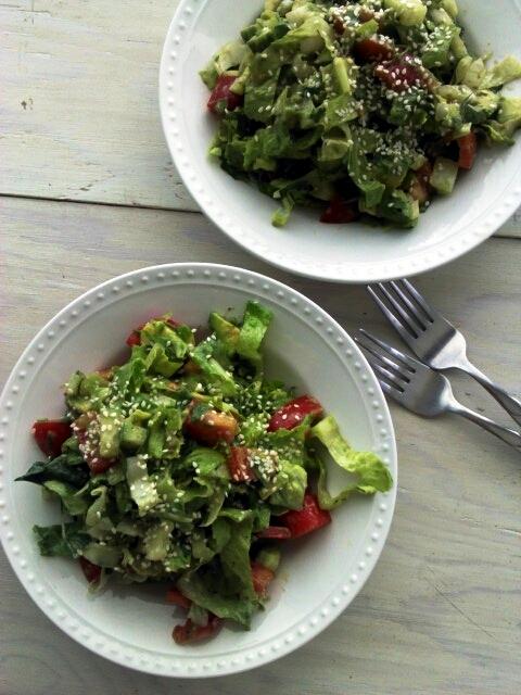 Vegan Vegetarian GlutenFree Recipe Cooking Avocado Tomatoes