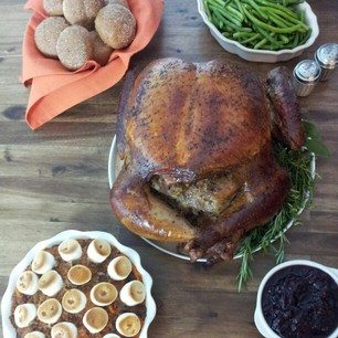 Turducken Recipe Video ~ Happy Thanksgiving!