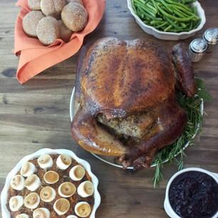 Turducken Recipe Video ~ Happy Thanksgiving!