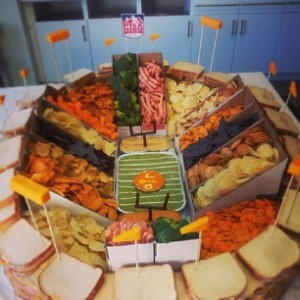 snack stadium allrecipes