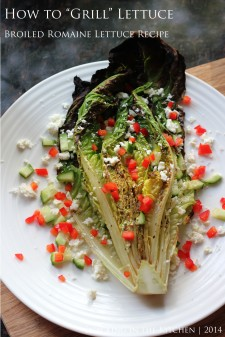 Title Grilled Romaine Lettuce Salad Recipe6