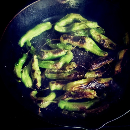 Padron Peppers from Spain