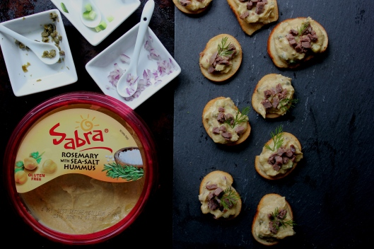 Bagel Bites with Sabra Hummus and Lamb (1).JPG