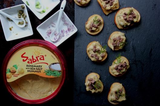 Bagel Bites with Sabra Hummus and Lamb (1).JPG