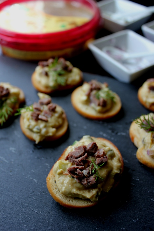 Bagel Bites with Sabra Hummus and Lamb (3).JPG