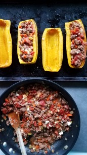 Roasted Delicata Squash with Lamb (5)